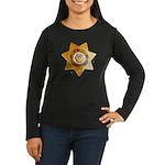 San Bernardino Co Women's Long Sleeve Dark T-Shirt