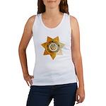 San Bernardino County Sheriff Women's Tank Top