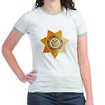 San Bernardino County Sheriff Jr. Ringer T-Shirt