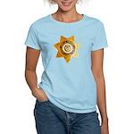 San Bernardino County Sherif Women's Light T-Shirt