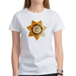 San Bernardino Count Women's Classic White T-Shirt