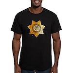 San Bernardino County Men's Fitted T-Shirt (dark)