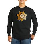 San Bernardino County She Long Sleeve Dark T-Shirt