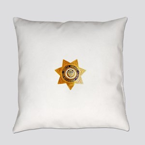 San Bernardino County Sheriff Everyday Pillow