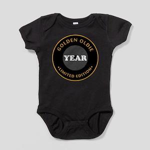 Personalized Birthday Limited Editio Baby Bodysuit