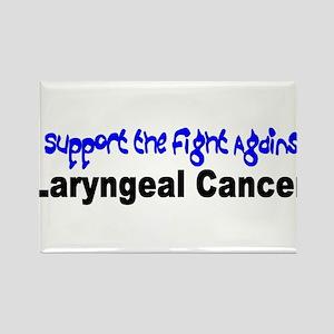 I Support Rectangle Magnet