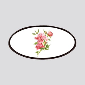Pink Peonies Patch
