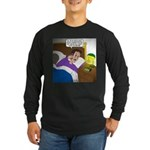 Oncologist Long Sleeve Dark T-Shirt