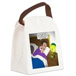 Oncologist Canvas Lunch Bag