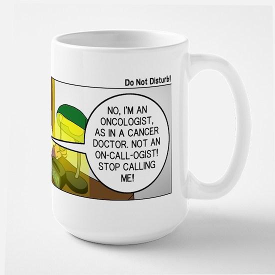 Oncologist Large Mug
