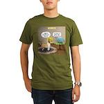 Timmys Fish Organic Men's T-Shirt (dark)