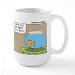 Timmys Fish Large Mug