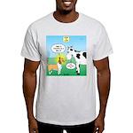 Bessie v Lassie Light T-Shirt