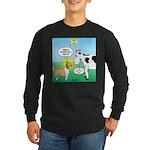 Bessie v Lassie Long Sleeve Dark T-Shirt
