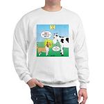 Bessie v Lassie Sweatshirt