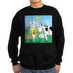 Bessie v Lassie Sweatshirt (dark)