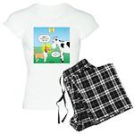 Bessie v Lassie Women's Light Pajamas