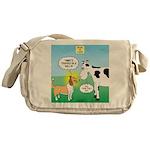 Bessie v Lassie Messenger Bag