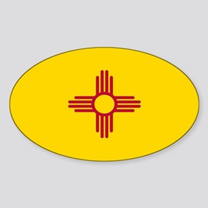 Flag of New Mexico Sticker