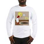 Timmys Cow Pie Long Sleeve T-Shirt