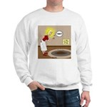 Timmys Cow Pie Sweatshirt
