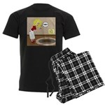 Timmys Cow Pie Men's Dark Pajamas