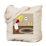 Timmys Cow Pie Tote Bag