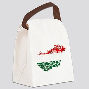 Paisley Hungary Canvas Lunch Bag