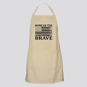 Home Of The Brave Apron