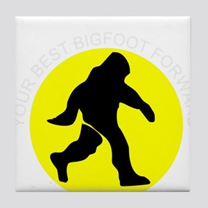 bigfoot Tile Coaster