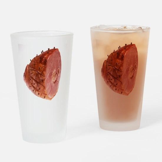 Ham Drinking Glass