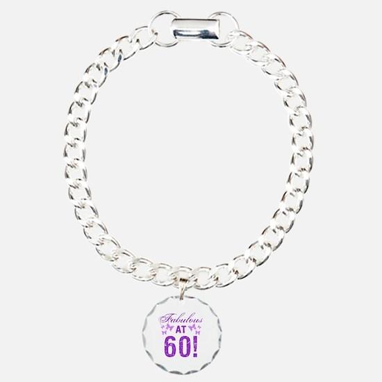 Fabulous 60th Birthday Bracelet