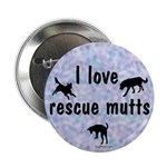 I Love Rescue Mutts (2) 2.25