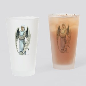 Saint Archangel Raphael Drinking Glass