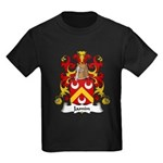 Jamin Family Crest Kids Dark T-Shirt