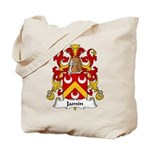 Jamin Family Crest Tote Bag