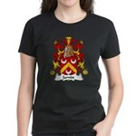 Jamin Family Crest Women's Dark T-Shirt