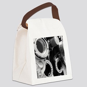 Phoropter Machine Canvas Lunch Bag