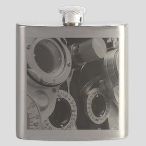 Phoropter Machine Flask