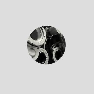 Phoropter Machine Mini Button