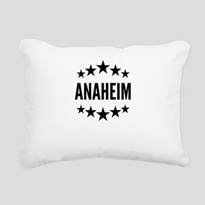 Anaheim Rectangular Canvas Pillow