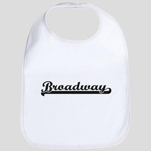 Broadway Classic Retro Design Bib