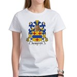 Jacquemin Family Crest Women's T-Shirt