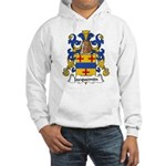 Jacquemin Family Crest Hooded Sweatshirt