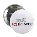 """Circle Heart 2.25"""" Button (100 Pack)"""