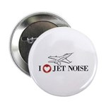 """Circle Heart 2.25"""" Button (10 Pack)"""