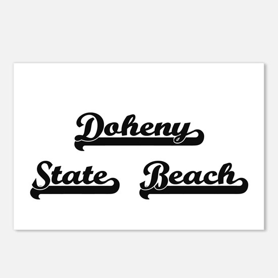 Doheny State Beach Classi Postcards (Package of 8)