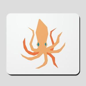 Squid Mousepad