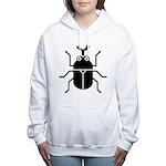 Beetle Women's Hooded Sweatshirt