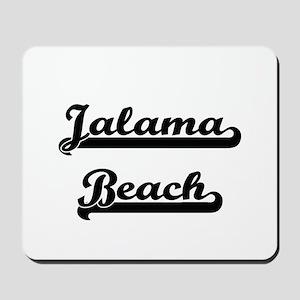 Jalama Beach Classic Retro Design Mousepad